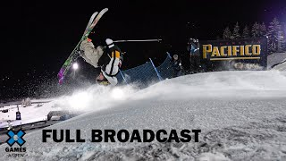 Ski Knuckle Huck: FULL BROADCAST | X Games Aspen 2020