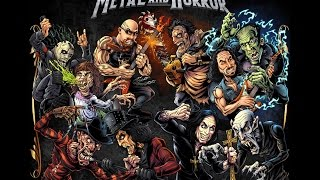 The History Of Metal And Horror (Promo - Pt.1)