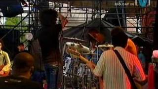The Mars Volta - Cicatriz ESP live