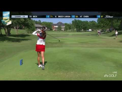 Champion So-Yeon Ryu's Golf Shot Highlights 2017 Walmart NW Arkansas LPGA Tournament