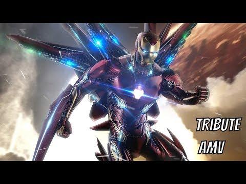 Iron Man AMV - Legend never dies