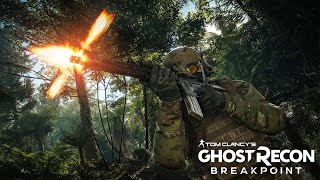 Ghost Recon Breakpoint - agressif assault m4a1   NO HUD (Special Force)