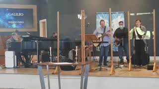 April 25 Worship with Pastor Rocky