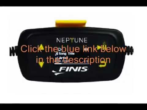 Waterproof MP3 Player | FINIS Neptune V2 MP3 Player - Reviews