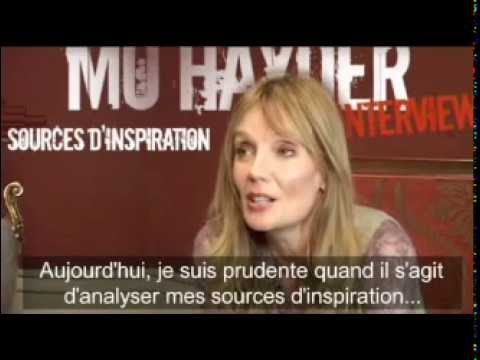 Mo Hayder : Ses sources d'inspiration