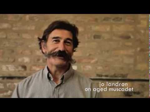 Does Muscadet age well?  Jo Landron talks about 17 year old Muscadet.