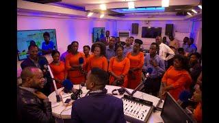THE LIGHTBEARERS TZ NDANI YA CLOUDS MEDIA KATIKA KIPINDI CHA GOSPEL TRAX