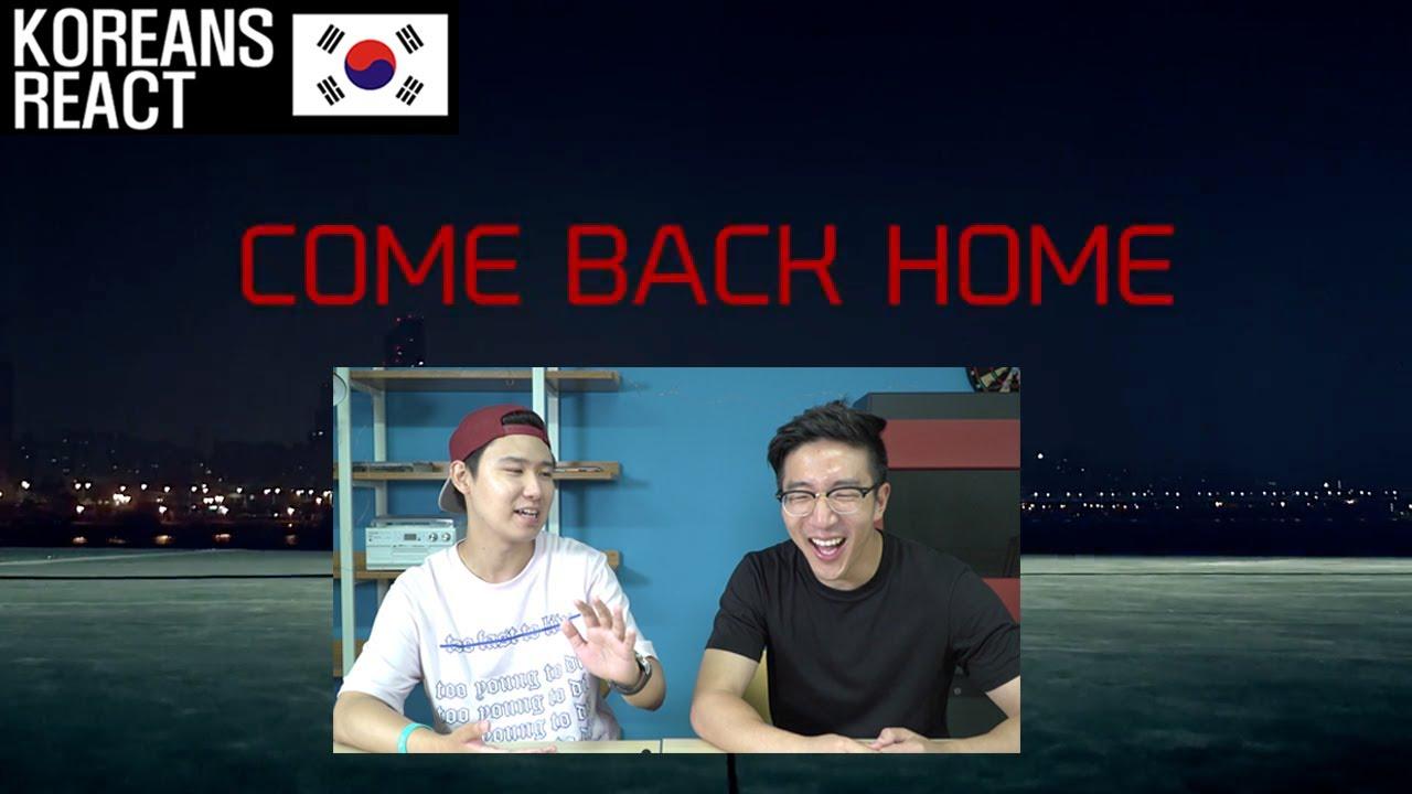 Bts Come Back Home
