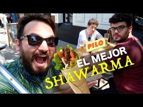 EL MEJOR SHAWARMA DE BS AS | Ft. PILO