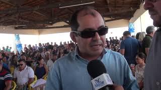 Rênio Diógenes   Ato de filiação da prefeita Íris gadelha ao partido progressista em Alto Santo