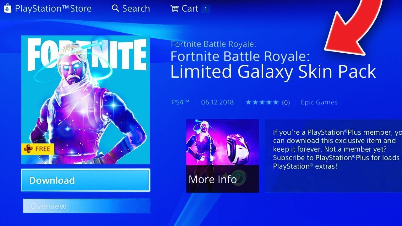 How to download galaxy skin pack in fortnite unlock galaxy skin in fortnite battle royale - Fortnite galaxy skin free ...