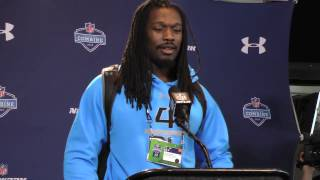 Jadeveon Clowney on Production Drop and Sitting Out Last Year