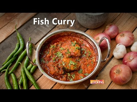 Fish Curry  Ventuno Home Cooking