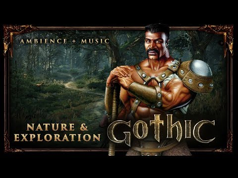 Best of Nature & Exploration  Gothic 2 & 3   Music + Ambience