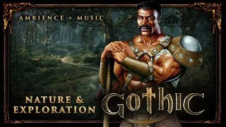 Best of Nature & Exploration | Gothic 2 & 3  | Music + Ambience