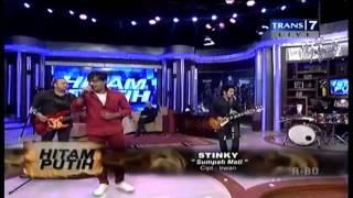 Gambar cover Keren Euy Lagu Baru Andre Taulany ft Stinky - Sumpah Mati - Hitam Putih
