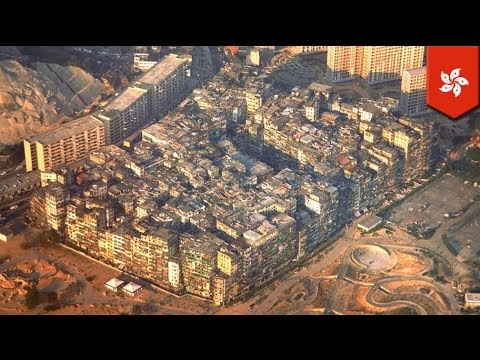 Kowloon Walled City: a 3D model of the densest place of eart