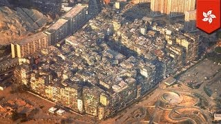 Kowloon Walled City: a 3D model of the densest place of earth