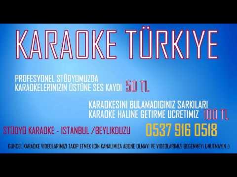 Ebru Gündeş Affet Sevgilim Karaoke Md Alt Yapı 13
