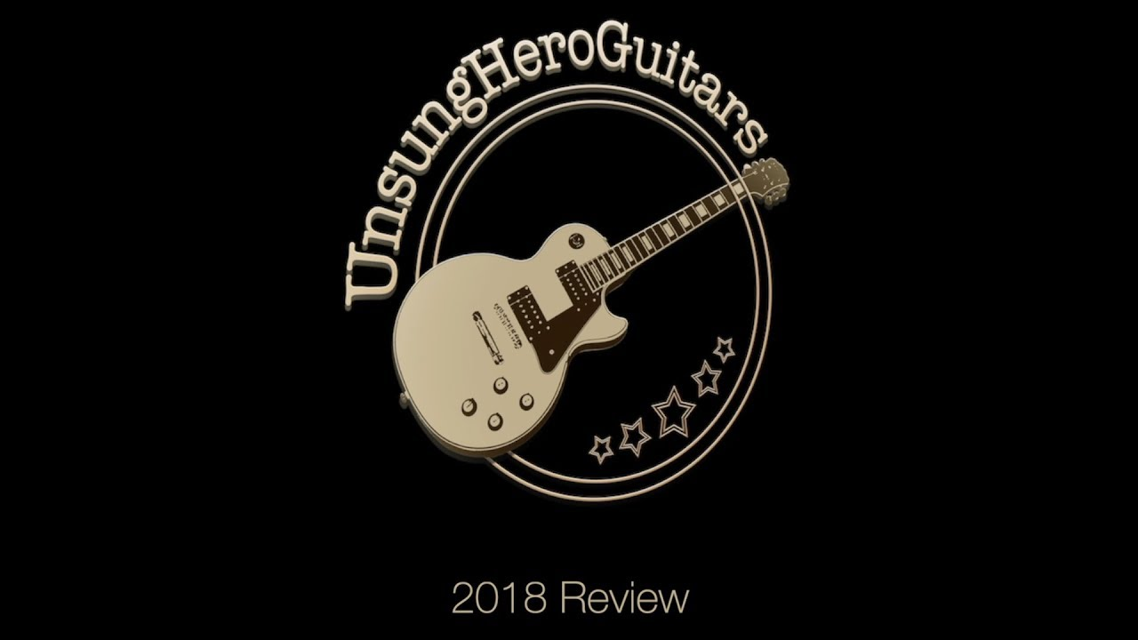 UnsungHeroGuitars – Great guitars, high quality tech work and