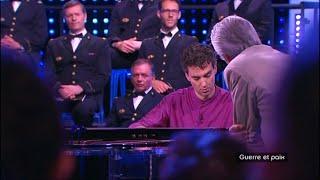 Goran Filipec à la Boîte à Musique de Jean François Zygel : Guerre et Paix / Chopin - Ravel