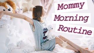 【Morning Routine】主婦のモーニングルーティン!朝の掃除・育児・料理~何も