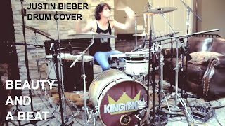 Ricky - JUSTIN BIEBER - Beauty and a Beat ft. Nicki Minaj (Drum Cover)
