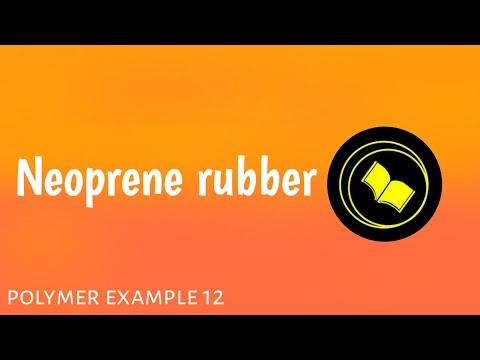 Neoprene Rubber.