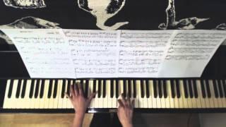 はっぴいえんどの「風ををあつめて」(作曲:細野晴臣)をピアノで楽し...