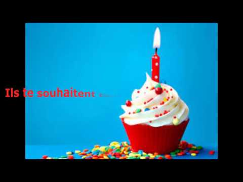 Sidiki Diabaté - Joyeux anniversaire (Traduction Française)