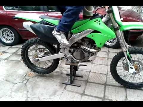 Kawasaki KX450D//F  2006