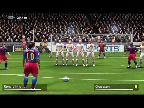 Free Kicks from FIFA 94 to 16