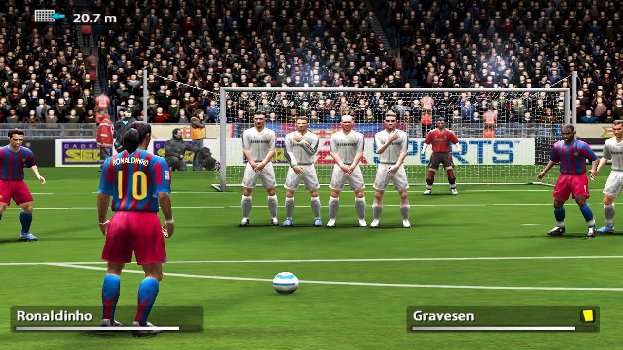 Free Kicks from FIFA 94 to 16 - YouTube