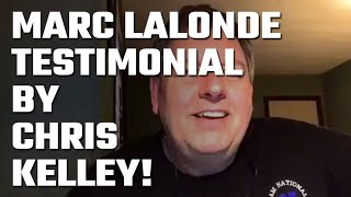 🎥 Testimonial by Chris Kelley