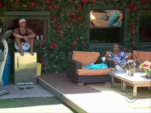 Big Brother 11: Explosive Russell vs Jeff & Jordan Fight!!