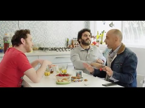 יונתן ברק וחברים אוכלים את הראש – פרק 1 – אלי פיניש – גיא מזיג - 17.9.2019