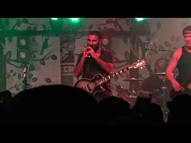Rebelution - Inhale Exhale (live) 11-6-2016 Detroit, MI