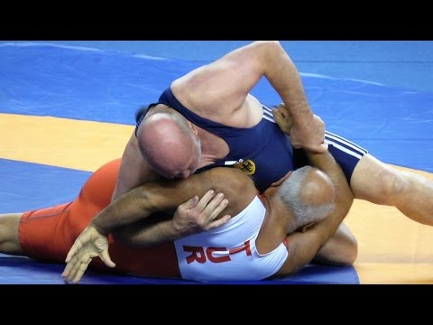 Freestyle Wrestling PIN - Germany vs Turkey