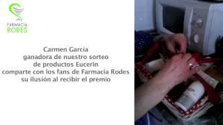 Concursos Farmacia Rodes: Cesta Eucerin Thumbnail