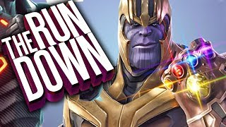 Fortnite Gets Thanos! - The Rundown - Electric Playground