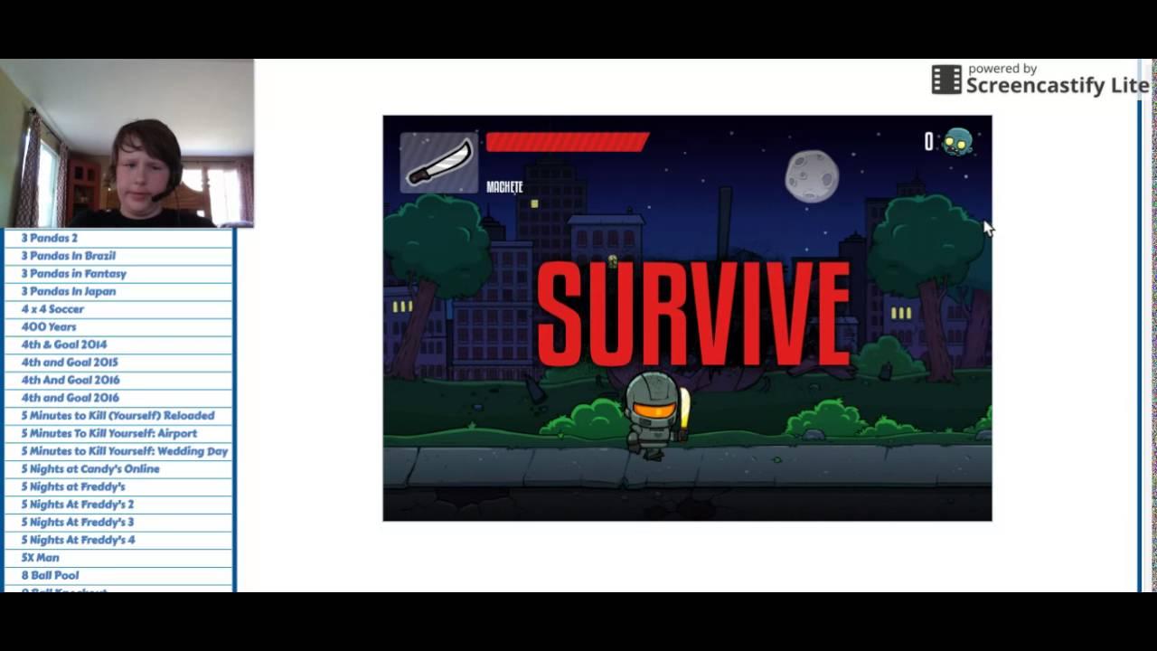 Zombocalypse 2 Unblocked Youtube