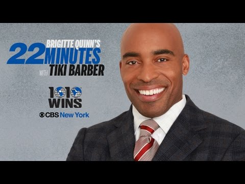 22 Minutes With Tiki Barber