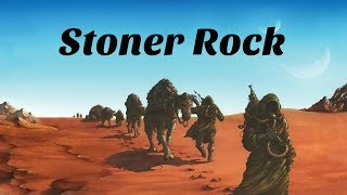 Guitarist's Guide To Stoner Rock