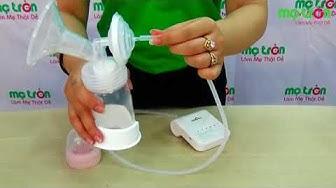 Máy hút sữa đơn cho mẹ Spectra Q - metron.vn - Sự lựa chọn hàng đầu cho các mẹ