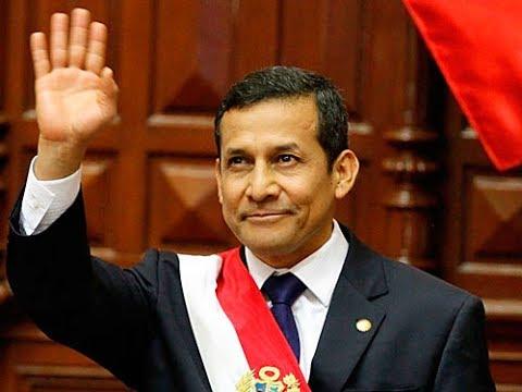 Ex-presidente peruano Ollanta Humala preso por corrupción