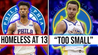 10 Greatest Against All Odds Stories in the NBA Today (Part 1) thumbnail