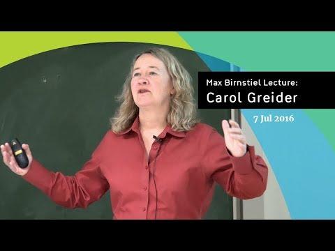 Carol Greider | Max Birnstiel Lecture