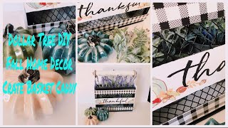 Dollar Tree DIY Farmhouse Fall…