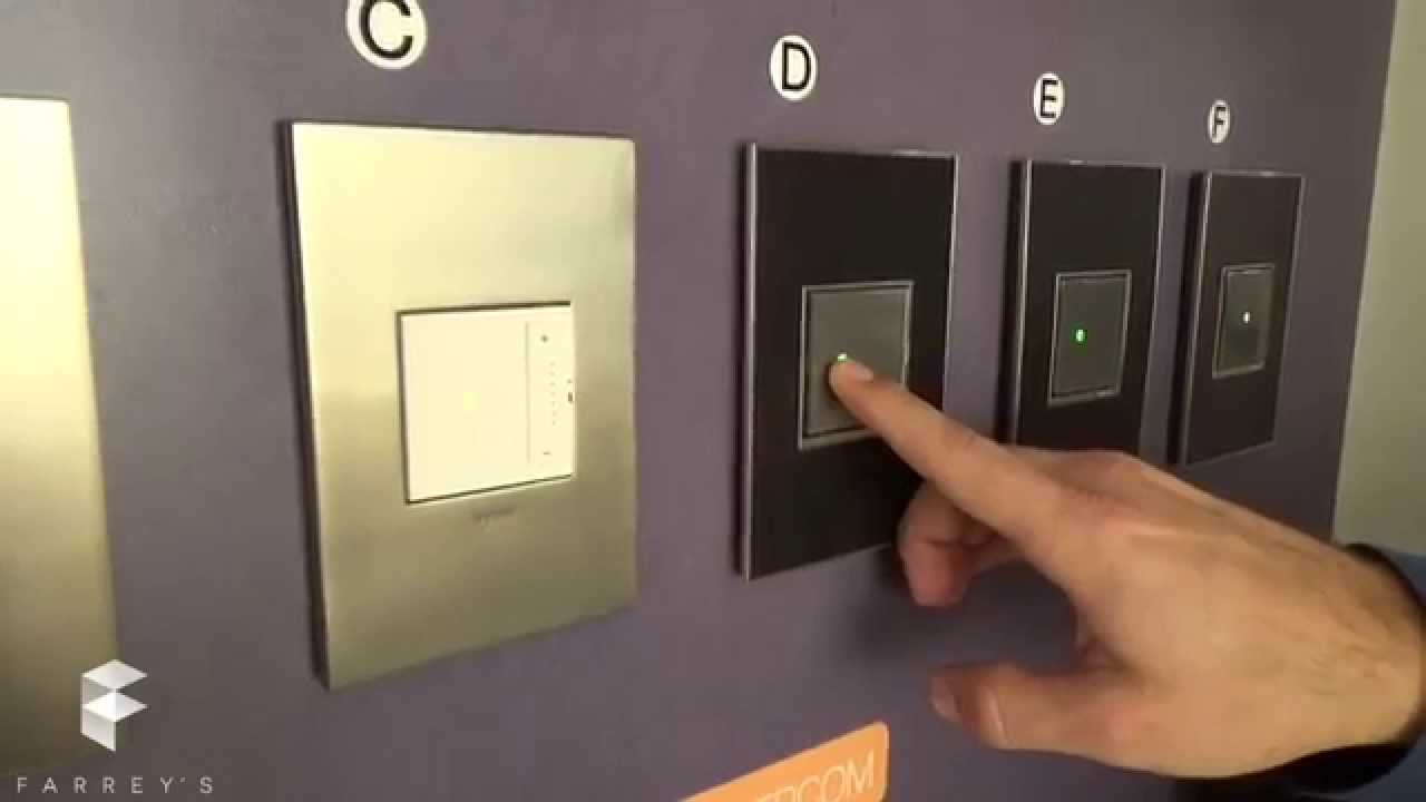 Legrand adorne whole house lighting system   YouTube. Adorne Lighting Control. Home Design Ideas