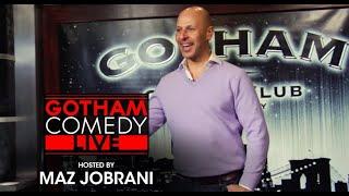 Maz Jobrani   Gotham Comedy Live